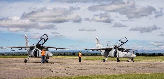 FOTO: Así son los nuevos Pampa III que fabrica Fadea