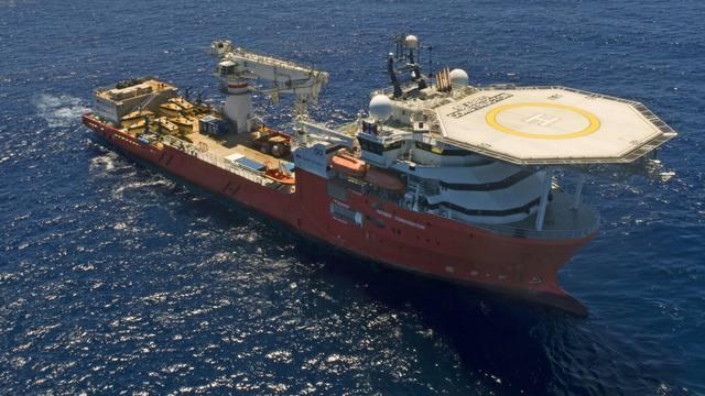 FOTO: El buque de Ocean Infinity vuelve a Sudáfrica