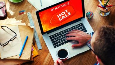 AUDIO: El lunes hubo 1.300.000 visitas en el sitio de Hot Sale