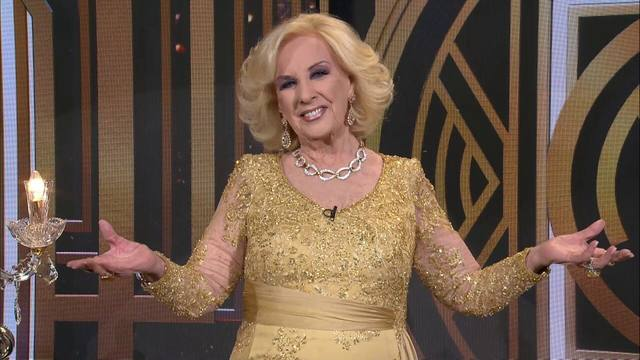 FOTO: Mirtha Legrand