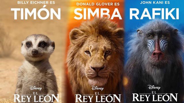 FOTO: Rey León