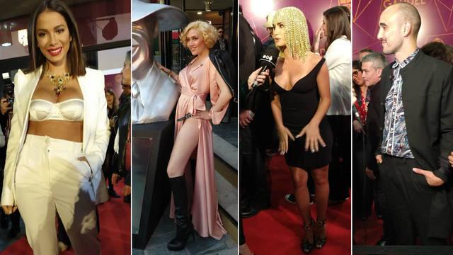 FOTO: Los looks de la alfombra roja en los Premios Gardel