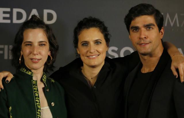 FOTO: La hija de Macri fue premiada por su película en Barcelona
