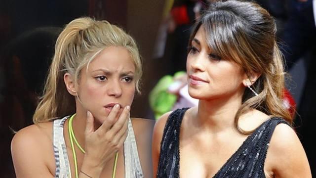 FOTO: La foto de la reconciliación entre Anto Roccuzzo y Shakira