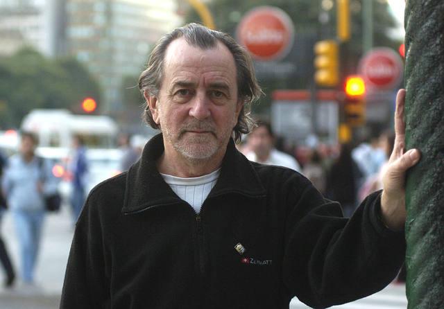 FOTO: Murió el actor y director Lorenzo Quinteros