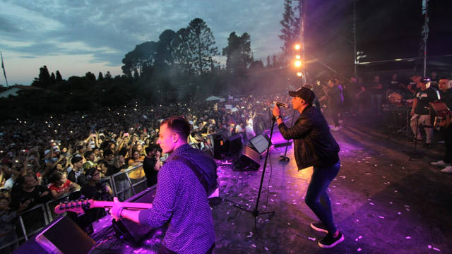 FOTO: Las mejores postales de la fiesta estudiantil en Córdoba
