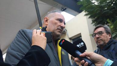AUDIO: El director del teatro, Raúl Armisén: