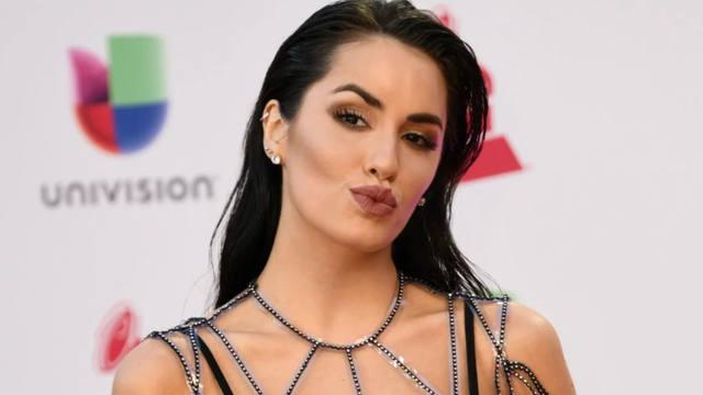 FOTO: Lali dijo que no la sorprendió la denuncia contra Darthés