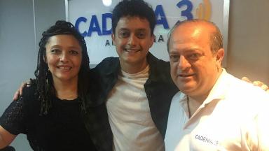 AUDIO: Lucho Arrieta presentó adelantos de su nuevo álbum