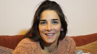 AUDIO: Juana Viale, feliz con las dos obras en Mar del Plata