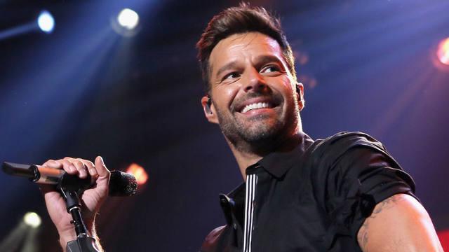 Ricky Martin llega con prenatal a Viña 2020