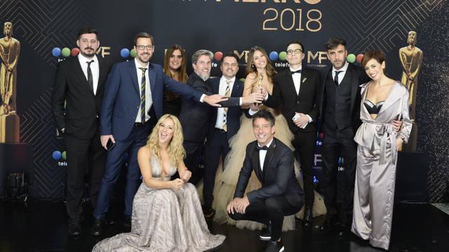 FOTO: La lista de todos los ganadores del Martín Fierro