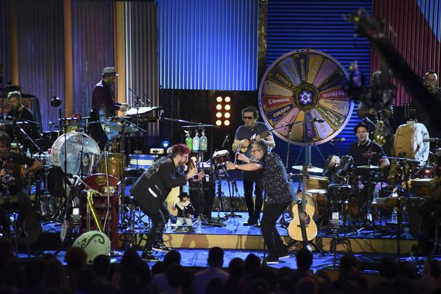 FOTO: Los Decadentes grabaron su Unplugged con grandes invitados
