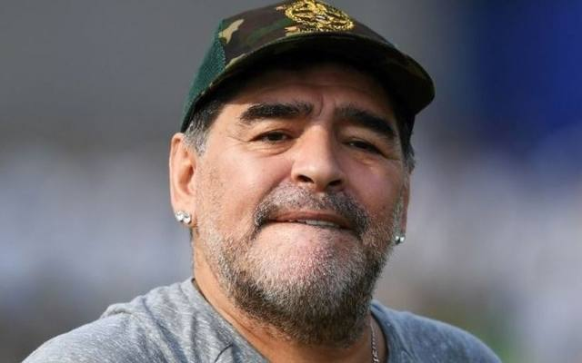 FOTO: Maradona