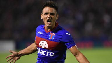 AUDIO: 2º gol de Tigre (Juan Ignacio Cavallaro)