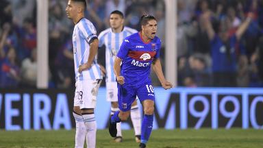 AUDIO: 3º gol de Tigre (Diego Alberto Morales)