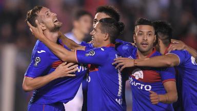 AUDIO: 4º gol de Tigre (Nicolás Colazo)