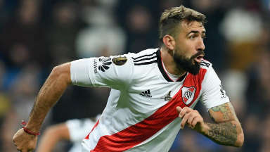 AUDIO: 3º gol de River (Lucas Pratto)