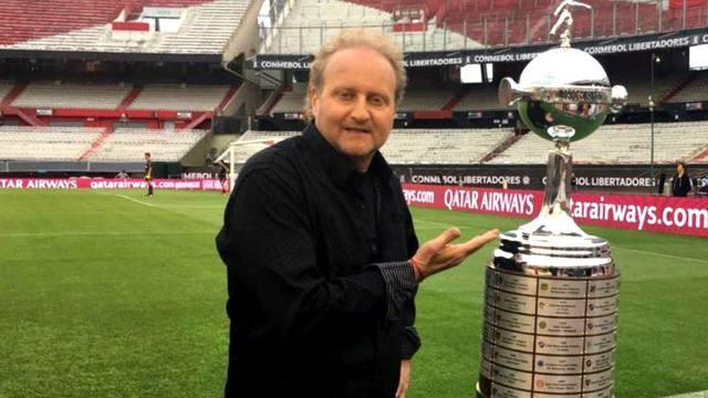 FOTO: Falleció el periodista deportivo Sergio Gendler