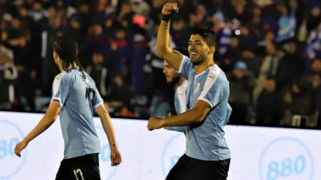 FOTO: El golazo de Luis Suárez en su retorno a las canchas