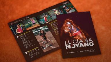 AUDIO: Luciana Moyano, la joven promesa que deslumbra al continente