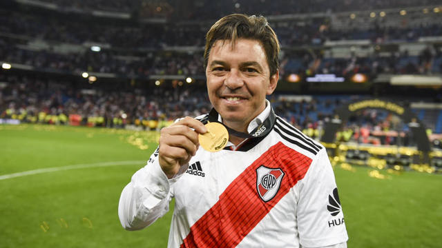 FOTO: Gallardo, el tercer mejor entrenador del mundo