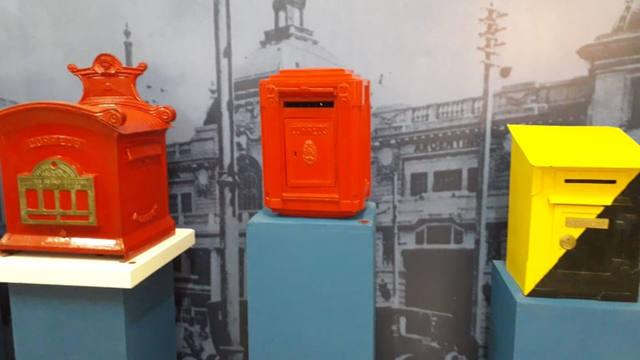 FOTO: Tras una década, reabrió el Museo Postal y Telegráfico