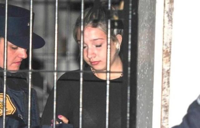 FOTO: Nahir Galarza denunció haber sido abusada en la cárcel