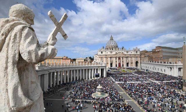 FOTO: Vaticano