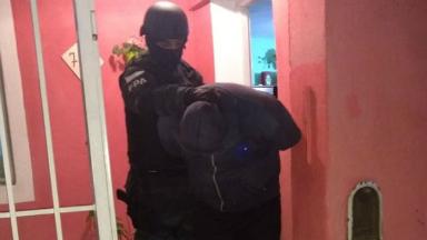AUDIO: Los agentes secuestraron la moto en que repartía las drogas