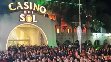 AUDIO: Termas de Río Hondo lanzó su temporada de invierno