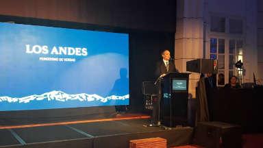 AUDIO: El CEO de Los Andes envió un saludo a Mario Pereyra