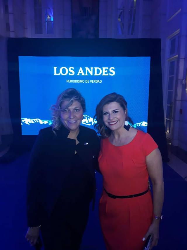 FOTO: Presentación de los cambios en el diario Los Andes.