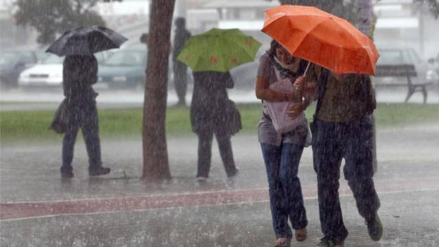 FOTO: Ya no rige ningún alerta por tormentas fuertes para Córdoba.
