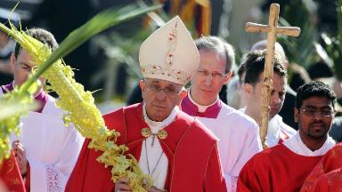 AUDIO: Con el Domingo de Ramos arranca la Semana Santa