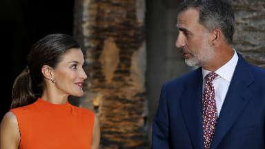 AUDIO: Luis Meglioli contó la historia de los reyes de España