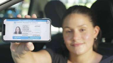 AUDIO: Nuevo carnet de conducir