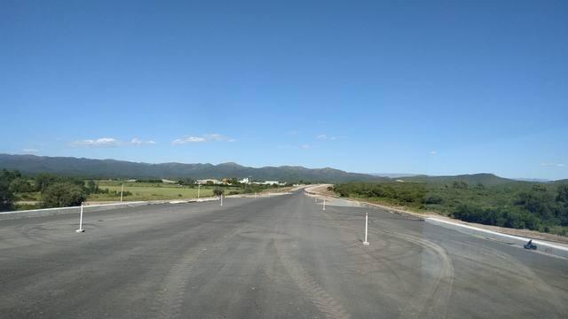 FOTO: 800 metros de viaductos para