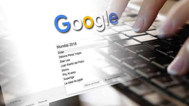 FOTO: Mundial, dólar y Pérez Volpin: lo más buscado en Google