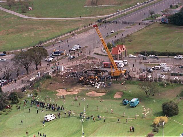 FOTO: Se cumplen 19 años del accidente de LAPA en Aeroparque