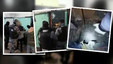 AUDIO: Los reclusos fueron trasladados a otra cárcel de Santa Fe