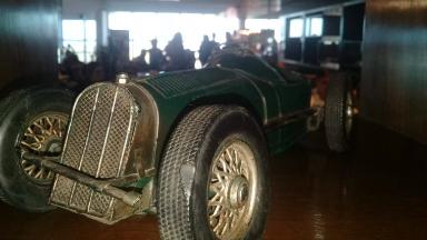 AUDIO: El increíble Museo del Automóvil en el Autódromo de Termas
