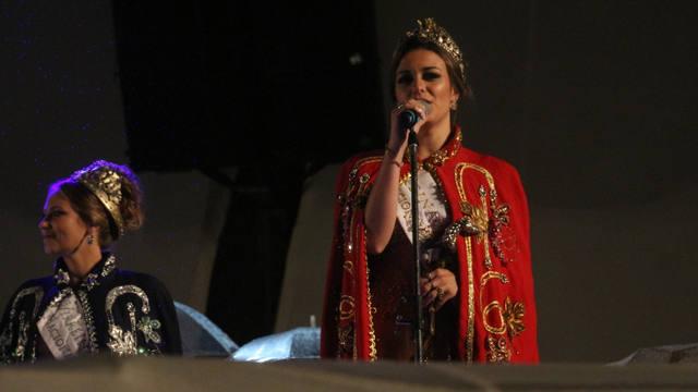 FOTO: María Micames es la nueva Reina Nacional de la Vendimia