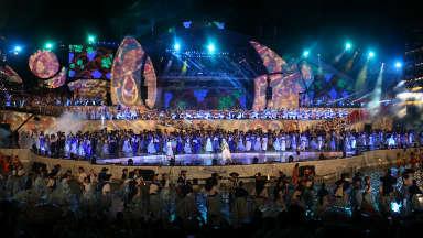 AUDIO: Mendoza vibró con la tradicional Fiesta de la Vendimia