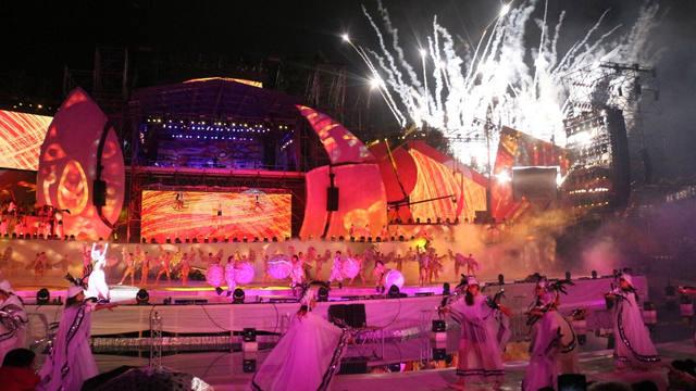 FOTO: Mendoza vive la tradicional Fiesta Nacional de la Vendimia