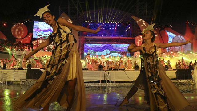 FOTO: Acto central Fiesta Nacional de la Vendimia