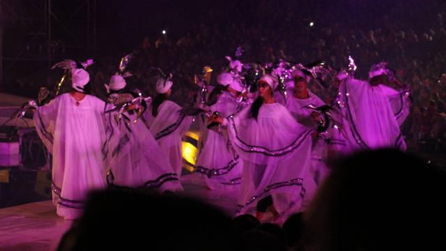 FOTO: Acto central Fiesta de la Vendimia en Mendoza