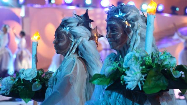 FOTO: Mendoza vibró con la tradicional Fiesta de la Vendimia