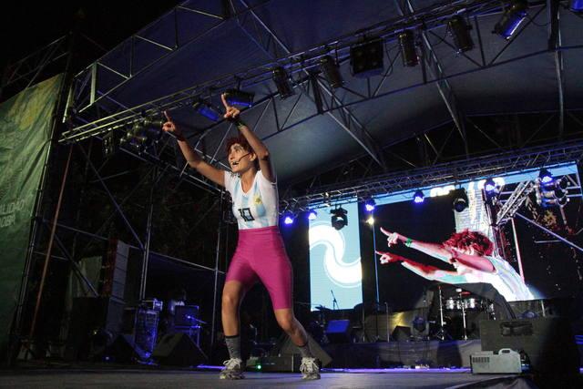 FOTO: Los mejores momentos del Festival del Choripán en Córdoba