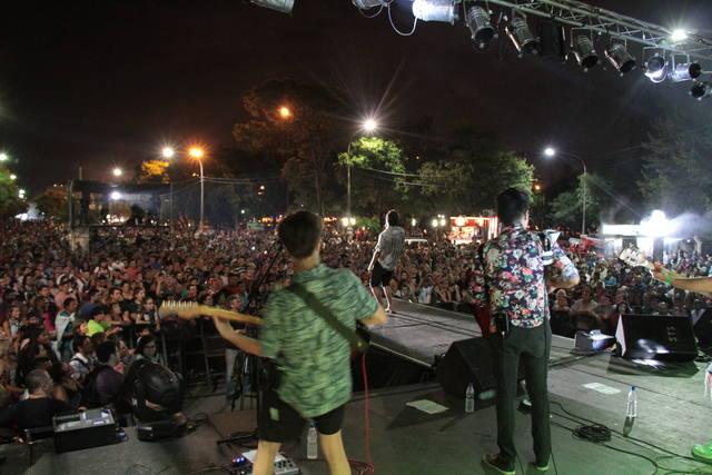FOTO: Sabor Canela en el Festival del Choripán